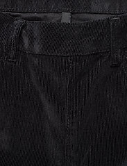 2NDDAY - 2ND Jeanett Cord - straight leg trousers - black - 3