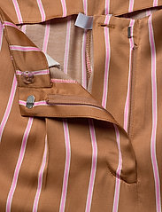 2NDDAY - 2ND Bradley Stripe - wide leg trousers - india - 3