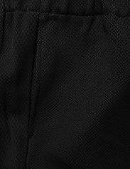 2NDDAY - 2ND Addie - straight leg trousers - black - 2