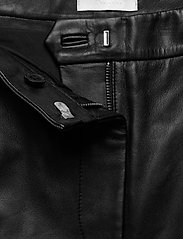 2NDDAY - 2ND Muda - pantalons en cuir - black - 5