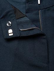 2NDDAY - 2ND Tessa - wide leg trousers - navy blazer - 3
