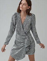 2NDDAY - 2ND Edition Trina - korte jurken - silver - 0