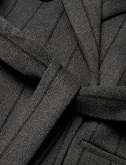 2NDDAY - 2ND Livia Pinstripe - wollen jassen - dark grey mel. - 4