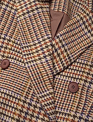 2NDDAY - 2ND Duster Check - wollen jassen - multi colour - 2