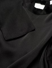 2NDDAY - 2ND Bastian - long sleeved blouses - black - 4