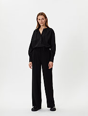 2NDDAY - 2ND Mille - straight leg trousers - black - 0