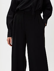 2NDDAY - 2ND Mille - straight leg trousers - black - 3