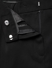 2NDDAY - 2ND Mille - straight leg trousers - black - 5