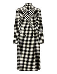 2ND Duster Check - BLACK
