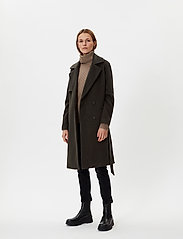 2NDDAY - 2ND Livia - wool coats - understated black - 0