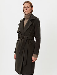 2NDDAY - 2ND Livia - wool coats - understated black - 4