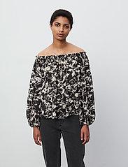 2NDDAY - 2ND Lilian Wayfarer - long sleeved blouses - wayfarer - 0