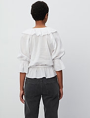 2NDDAY - 2ND Maureen ThinkTwice - long sleeved blouses - bright white - 3