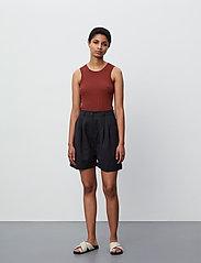 2NDDAY - 2ND Marisol - chino shorts - jet black - 4