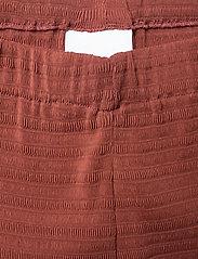 2NDDAY - 2ND Elmira - bukser med brede ben - henna - 5