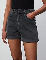 2NDDAY - 2ND Goa Thinktwice - jeansshorts - un black denim - 0
