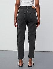 2NDDAY - 2ND Farah ThinkTwice - mom jeans - un black denim - 3