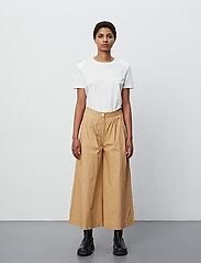 2NDDAY - 2ND Iva Thinktwice - bukser med brede ben - lark - 0
