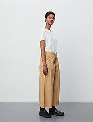 2NDDAY - 2ND Iva Thinktwice - bukser med brede ben - lark - 3