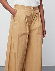 2NDDAY - 2ND Iva Thinktwice - bukser med brede ben - lark - 6