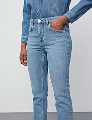 2NDDAY - 2ND Riggis Thinktwice - slim jeans - light blue - 5