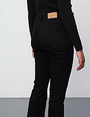 2NDDAY - 2ND Fiona Thinktwice - schlaghosen - black denim - 6