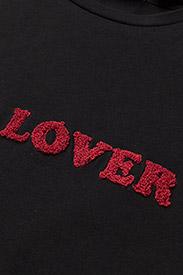 2NDDAY - 2ND Lover - bedrukte t-shirts - black - 2