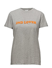 2ND Lover - MEDIUM GREY MEL.