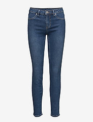 2NDDAY - 2ND Jolie Wauw Cropped - skinny jeans - intense blue - 1