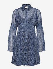 2NDDAY - 2ND Gaia Dott - korte jurken - royal blue - 0