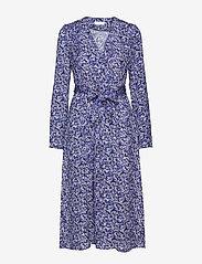 2NDDAY - 2ND Tosca Dott - midi jurken - royal blue - 0