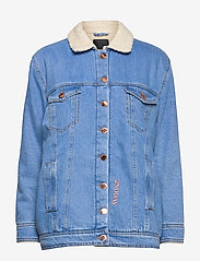 2NDDAY - 2ND Dean - denim jackets - indigo heavy enzyme - 0