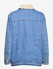 2NDDAY - 2ND Dean - denim jackets - indigo heavy enzyme - 1