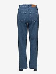 2NDDAY - 2ND Marill - straight jeans - indigo heavy enzyme - 1