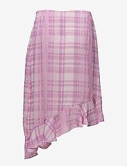 2NDDAY - 2ND Audrey Printed - spódnice do kolan i midi - cradle pink - 1