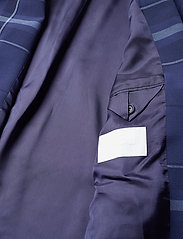 2NDDAY - 2ND Anya Maxi-Check - colberts - crown blue - 4