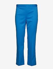 2NDDAY - 2ND July - straight leg trousers - happy blue - 0