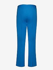 2NDDAY - 2ND July - straight leg trousers - happy blue - 1