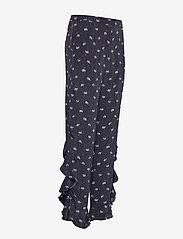 2NDDAY - 2ND Ursula Anemone - wide leg trousers - black - 3