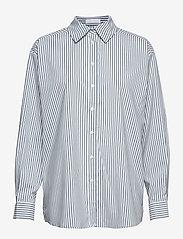 2NDDAY - 2ND Floyd Stripe - long-sleeved shirts - posy green - 0
