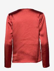 2NDDAY - 2ND Houston - blouses med lange mouwen - red ochre - 1