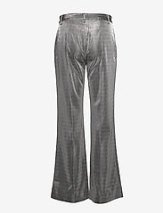 2NDDAY - 2ND Farrow - wide leg trousers - silver - 1