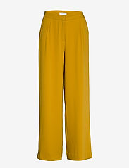 2NDDAY - 2ND Megan - wide leg trousers - misted yellow - 0
