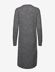 2NDDAY - 2ND Cozy - midi kjoler - medium grey mel. - 1