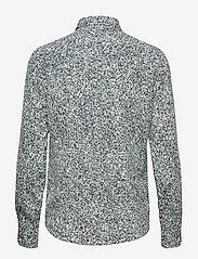 2NDDAY - 2ND Anastasia Springle - blouses med lange mouwen - atlantic deep - 1