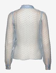 2NDDAY - 2ND Halo - blouses med lange mouwen - cerulean blue - 1
