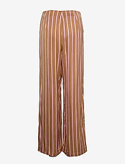 2NDDAY - 2ND Bradley Stripe - wide leg trousers - india - 1