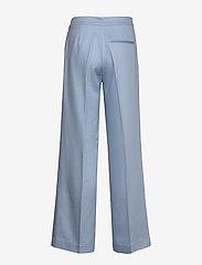 2NDDAY - 2ND Chrissy ThinkTwice - uitlopende broeken - cashmere blue - 2
