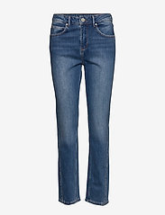2NDDAY - 2ND Riggis ThinkTwice - straight jeans - mid blue - 0