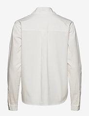 2NDDAY - 2ND Beth ThinkTwice - blouses med lange mouwen - white - 2